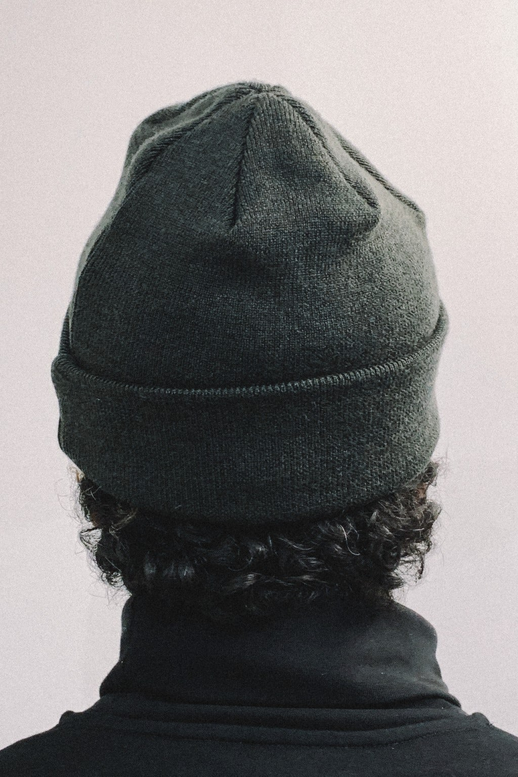 Norse Projects Beanie Top Beanie Beech Green