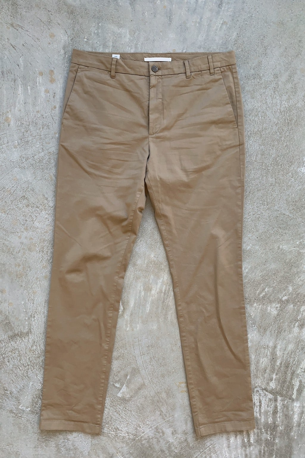 Norse Projects Aros Slim Stretch Pants Utility Khaki