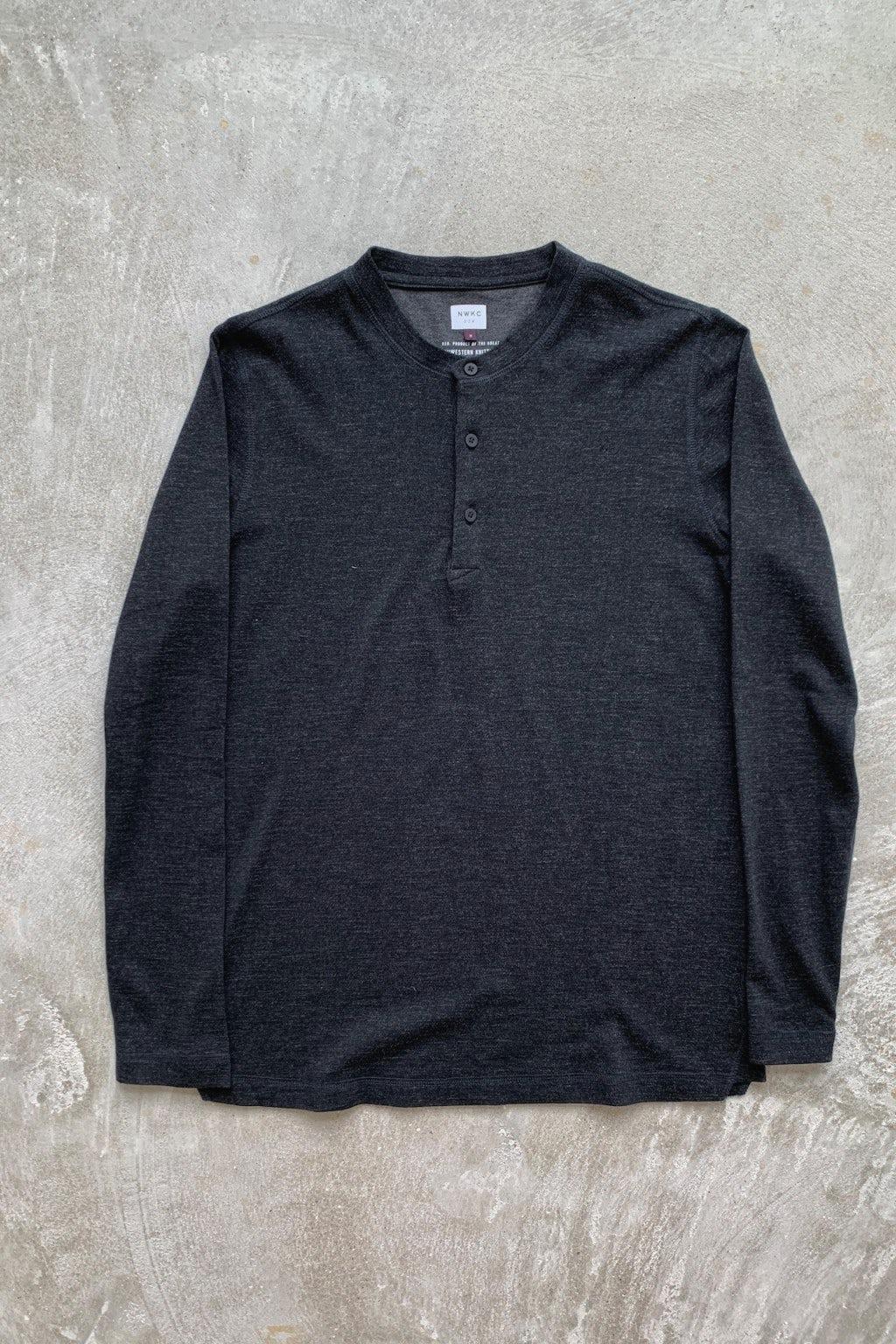 NWKC 105 Henley Black