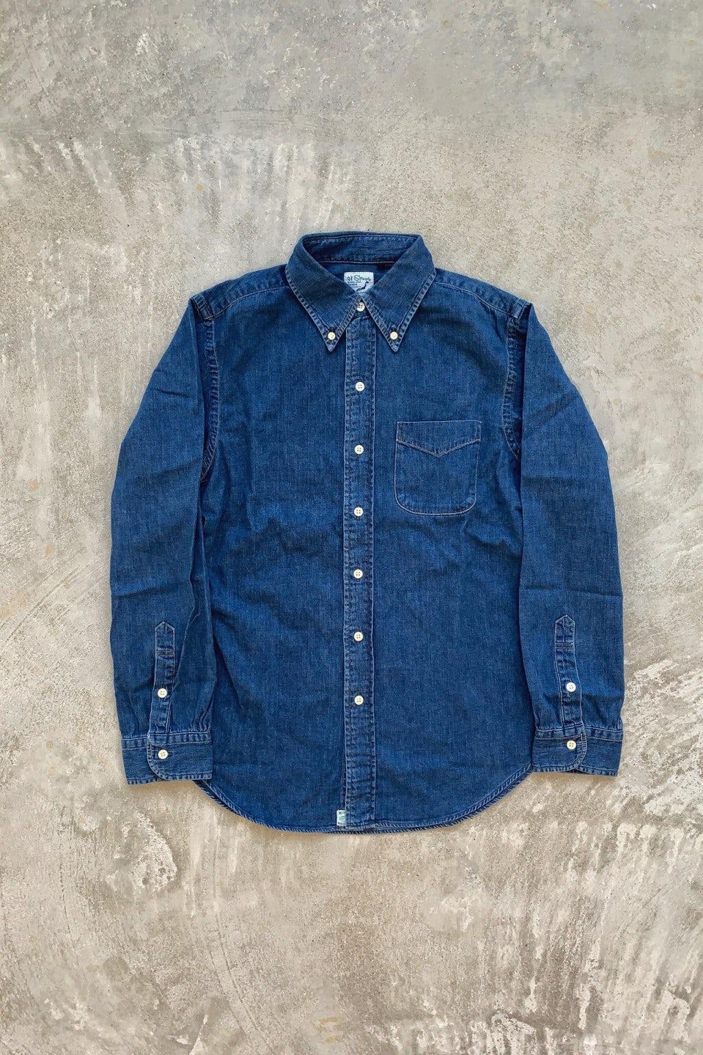 Orslow Used Denim Shirt 95