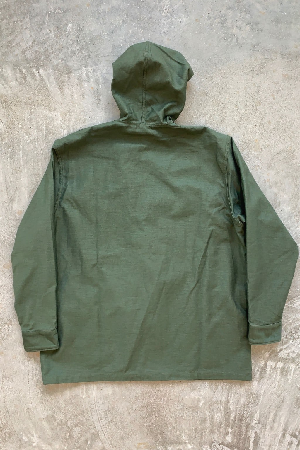 Orslow US Army Hooded Jacket Col. Green