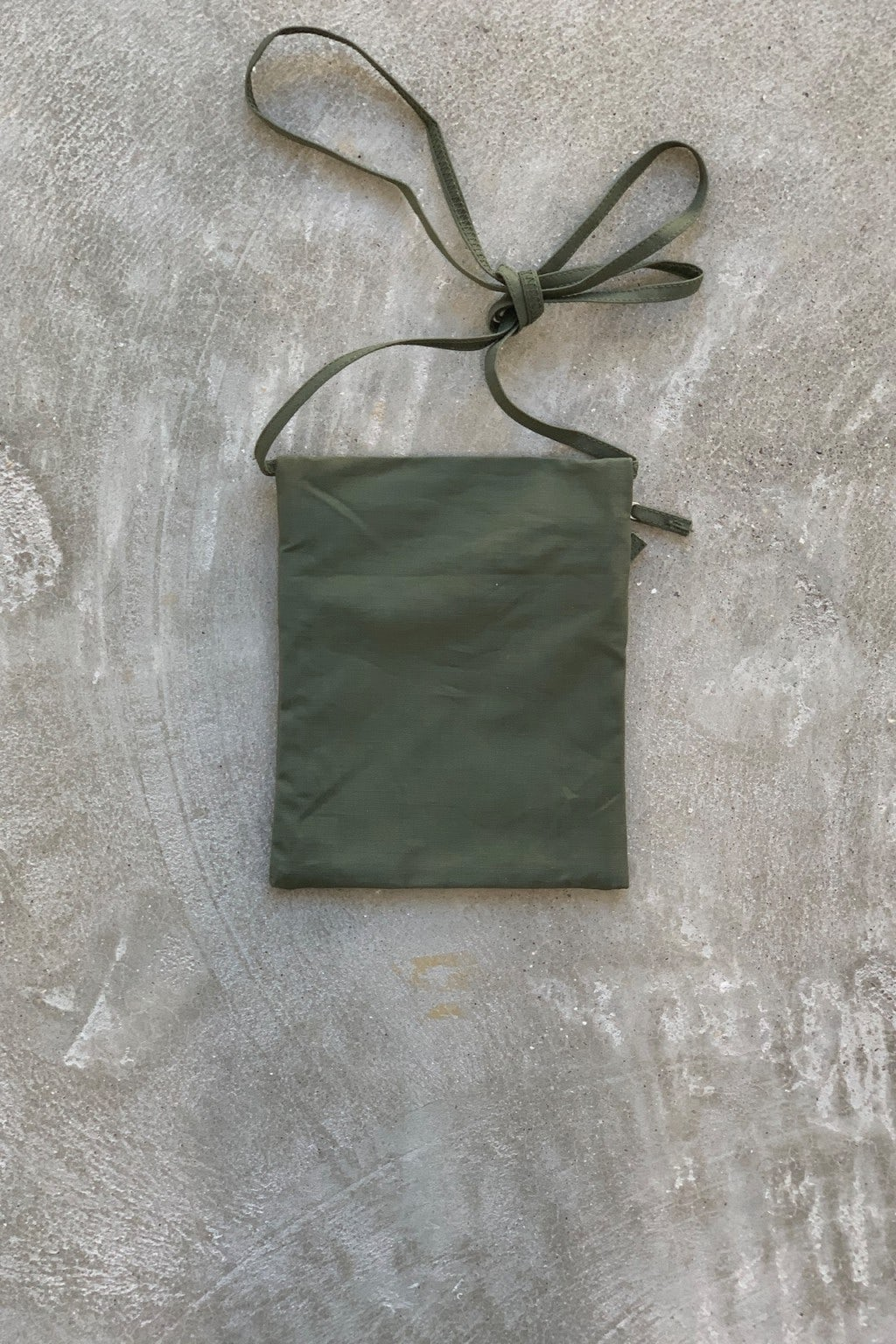 Orslow Sacoche Bag Army Green