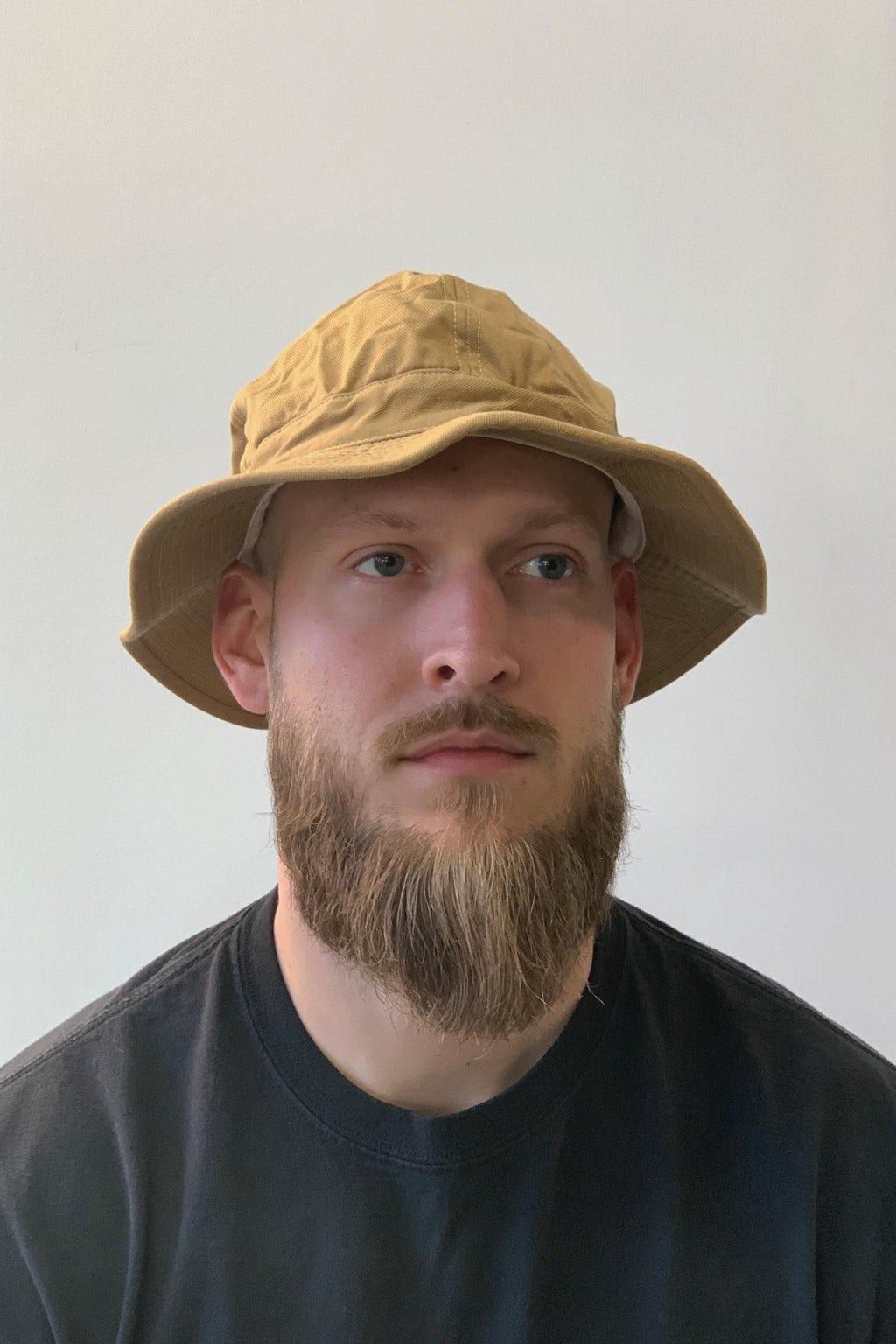 Orslow US Navy Hat Khaki