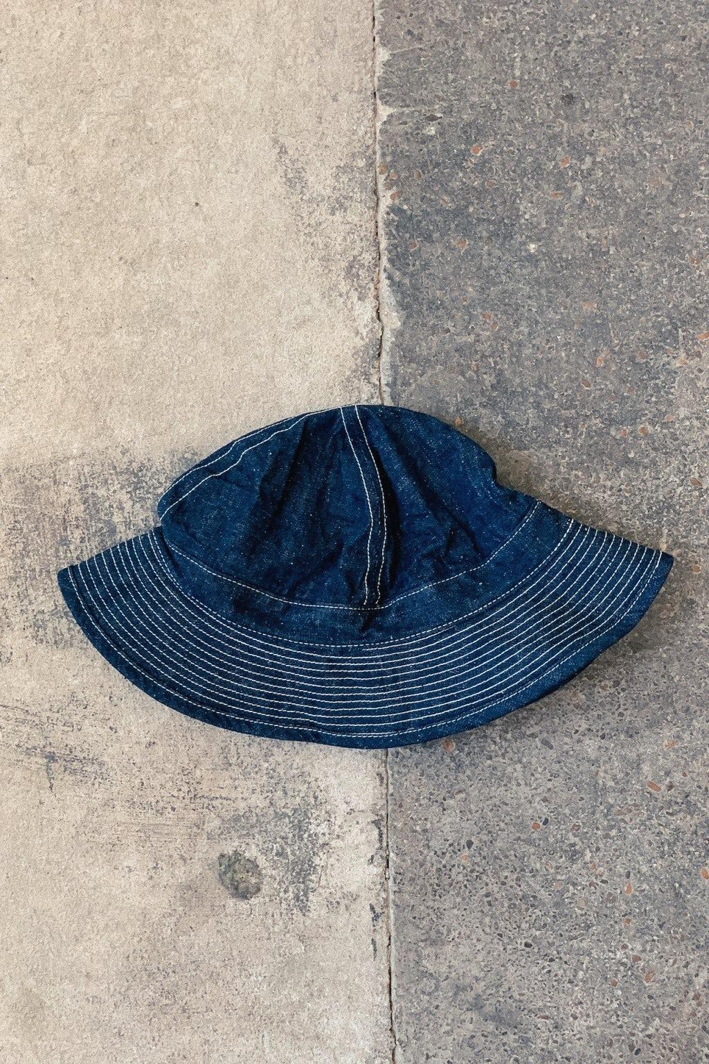 Orslow US Navy Hat Denim
