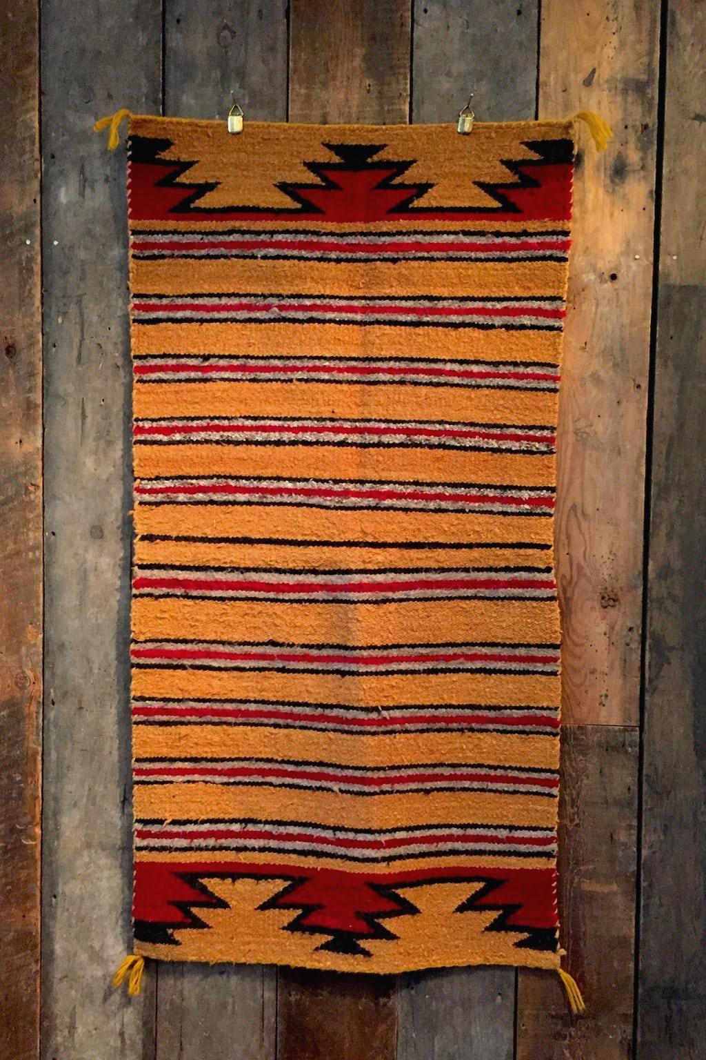 Independence Vintage Goods Navajo Baby Blanket Vintage