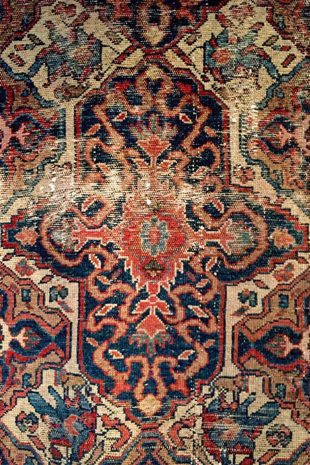 Independence Vintage Goods 19th Persian Rug Vintage