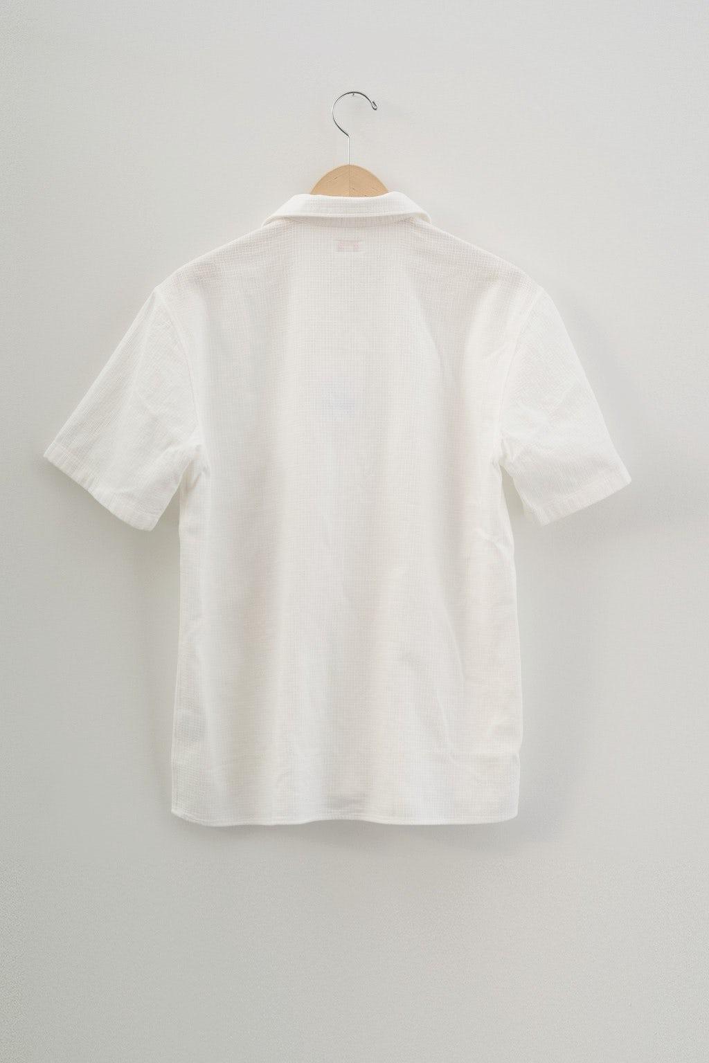 Arpenteur Pyjama Dobby White