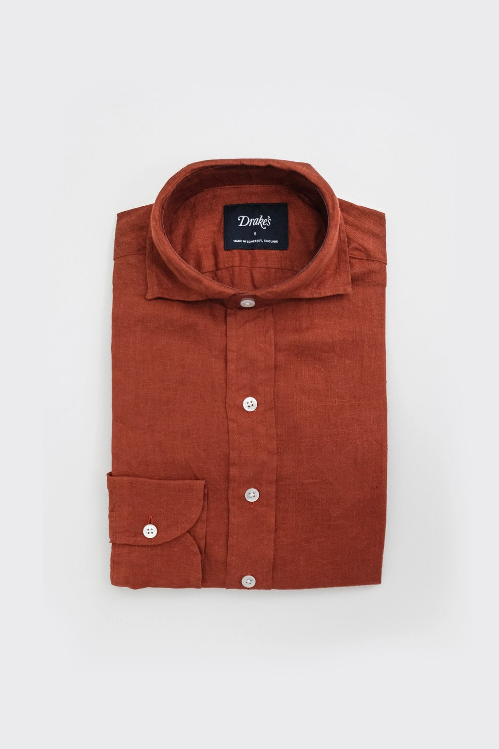 Drake's EDAY Shirt Linen