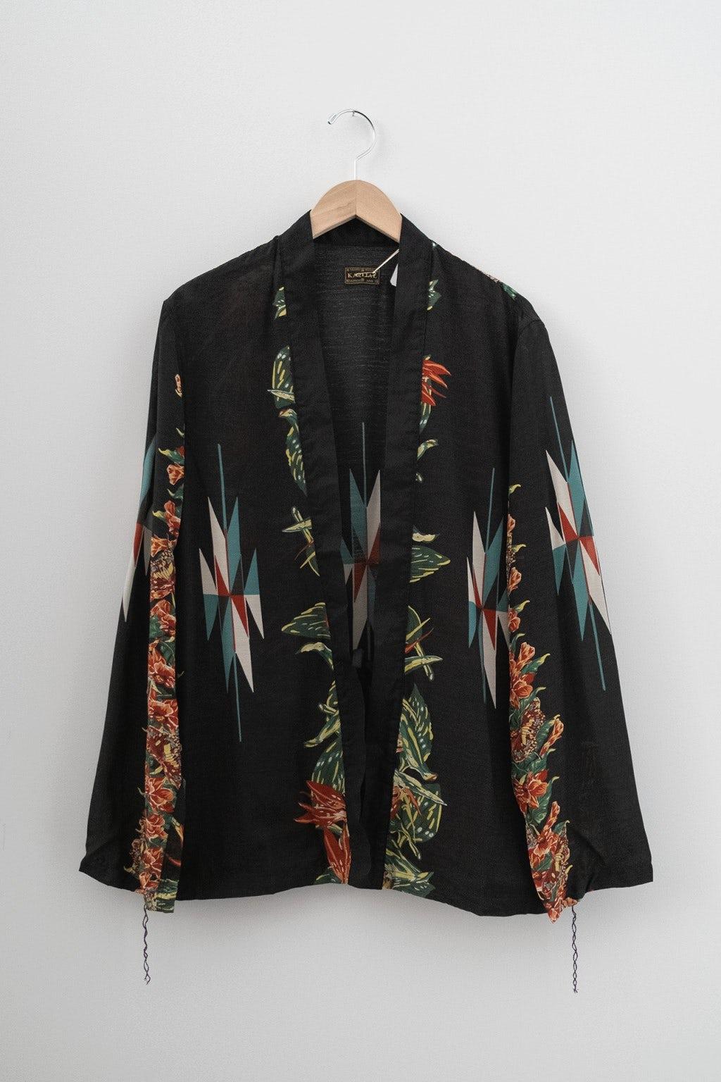Kapital Kakashi Shirt Hibiscus-Ortega