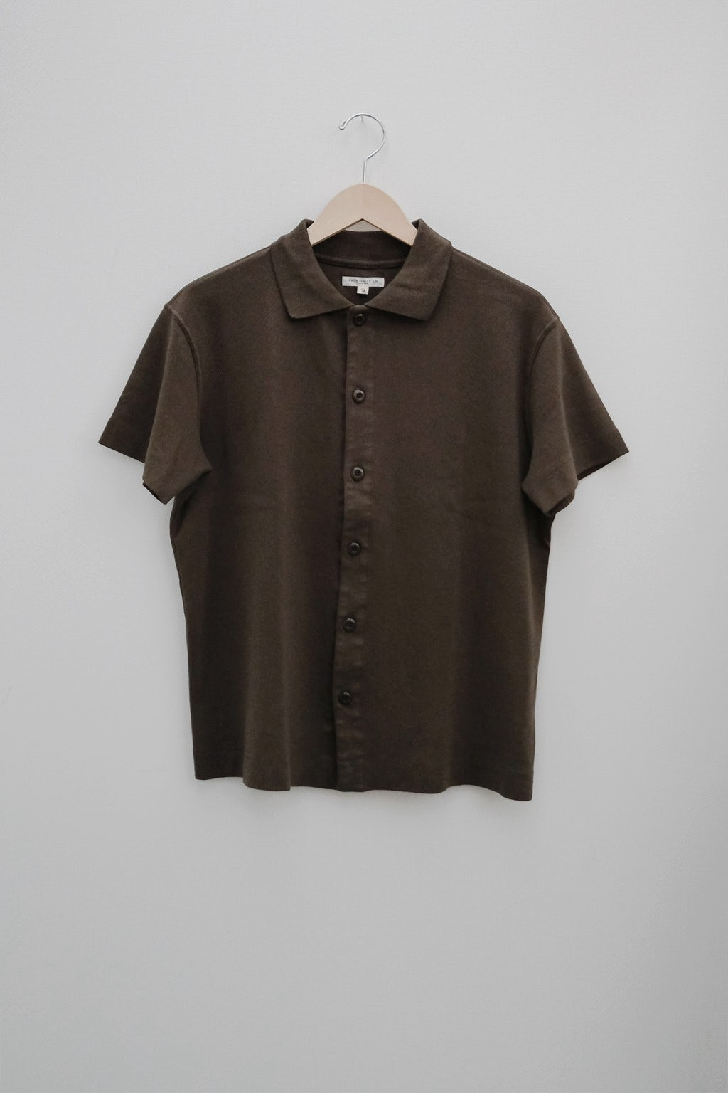 Lady White Co. Placket Polo Midnight Green