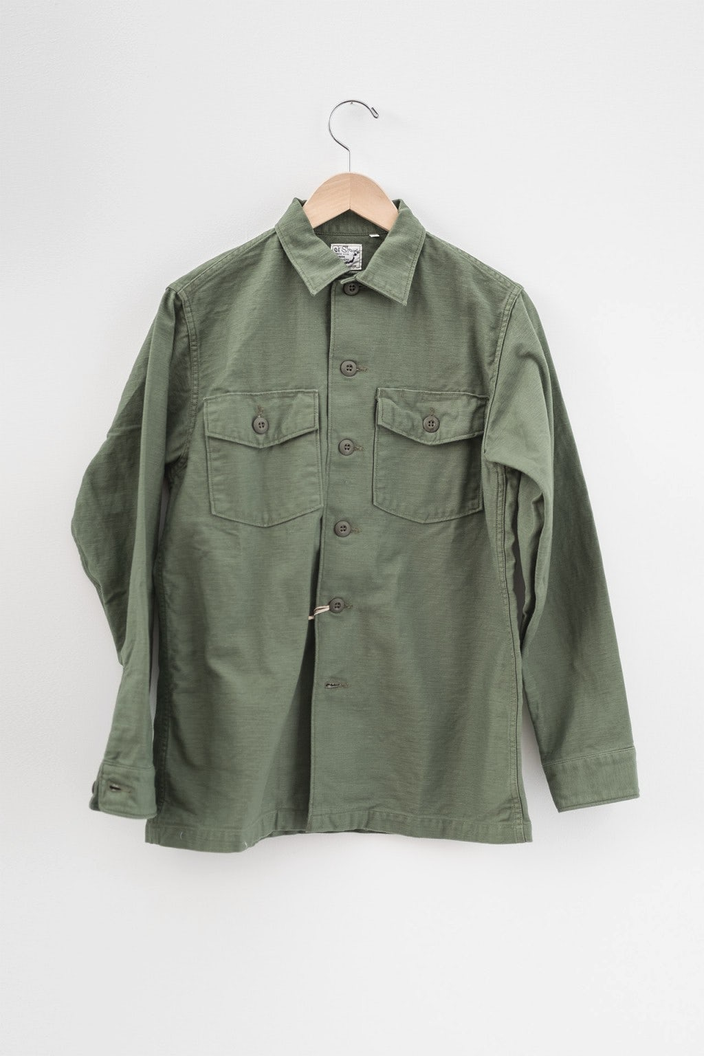 Orslow US Army Shirt 16 Green