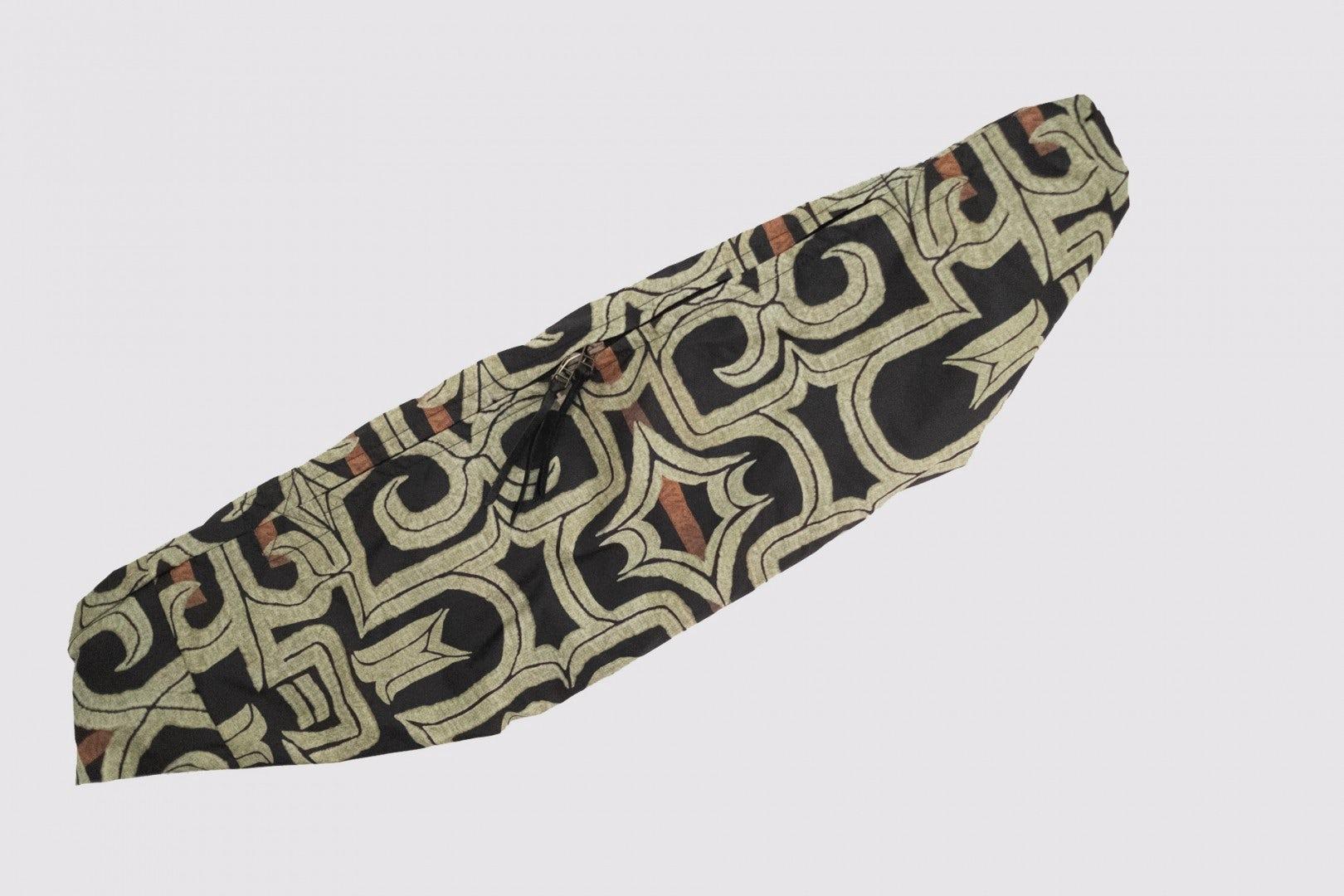 Kapital KAP SS19 Snuffkin Bag Ainu Black