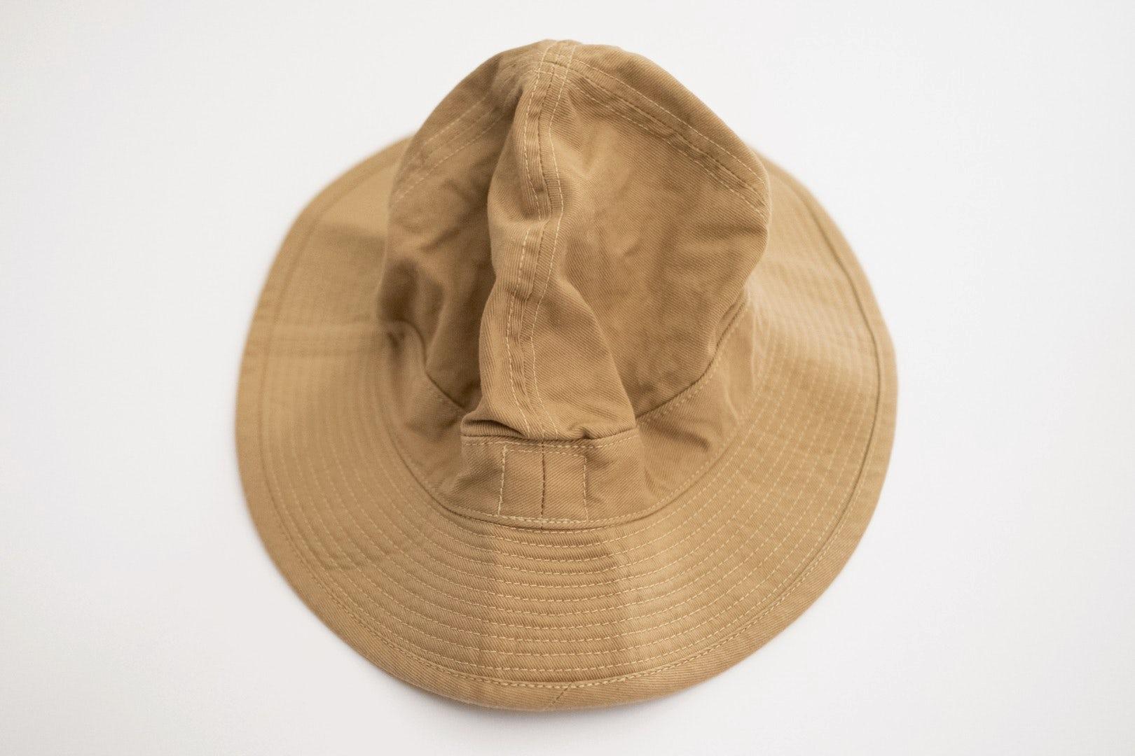 Orslow ORSLOW SS19 US NAVY HAT 40 Khaki