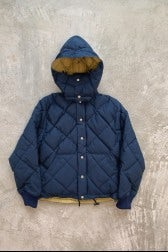 Crescent Down Works Expedition Guide Bomber Navy/Khaki