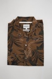 Norse Projects Carsten Print Russet