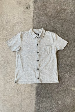 Howlin' Light Flight Shirt Medium Grey