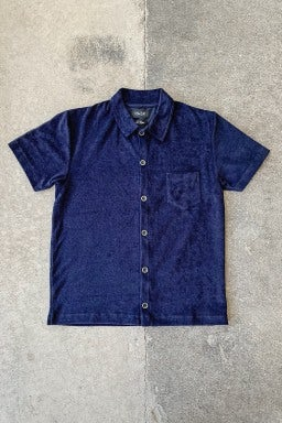 Howlin' Light Flight Shirt Navy