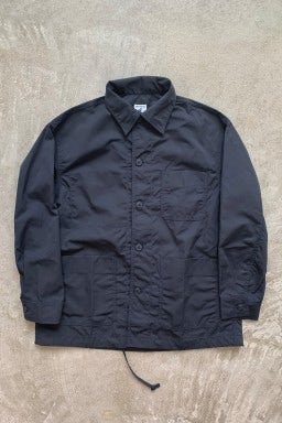 Arpenteur ADN Jacket  Navy Nylon  Canvas