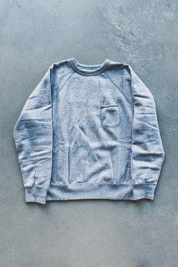 Battenwear Reach Up Sweatshirt Heather Grey