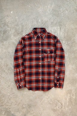 Battenwear BD Scout Shirt Red Plaid