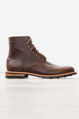 Oak Street Bootmakers Trench Boot Brown Chromexcel