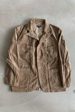 Engineered Garments Bedford Jacket Khaki 8W