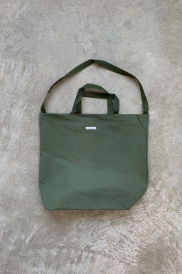 Engineered Garments Carry All Tote Olive