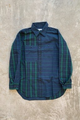 Engineered Garments Work Shirt Blackwatch