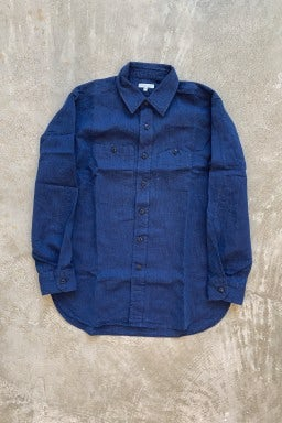 Engineered Garments Work Shirt Navy