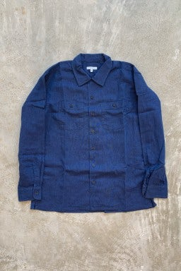 Engineered Garments Classic Shirt Navy