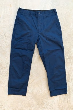 Engineered Garments Fatigue Pant Navy Twill