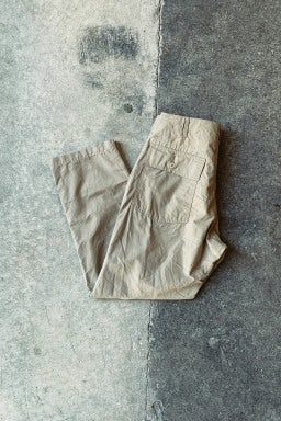 Engineered Garments Fatigue Pants  Khaki Cotton Ripstop