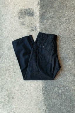 Engineered Garments Fatigue Pants Black Cotton Ripstop