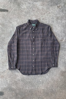 Gitman Bros. Vintage Button Down Shirt Cotton Check