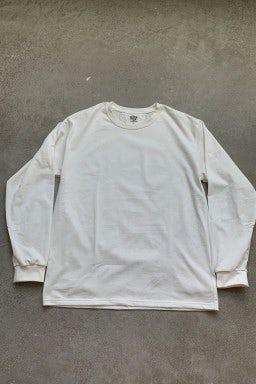 Orslow Longsleeve T-Shirt White