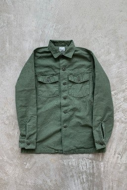 Orslow Exclusive Orslow US Army Shirt For Independence 216 Used Green