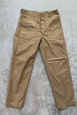 Orslow US Army Fatigue Pants Khaki