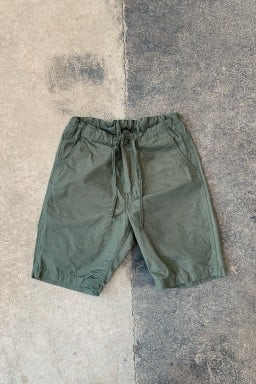 Orslow New Yorker Shorts Army Green