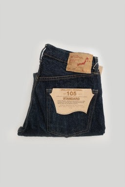Orslow 105 Denim 81-K One Wash