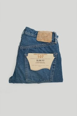 Orslow 107 Denim 84-K Two Year Wash