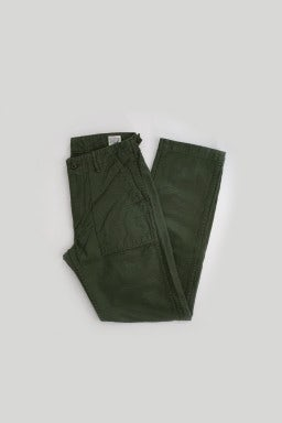 Orslow Slim Fit Fatigue 16 Green