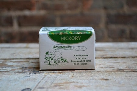 Incienso Incense Hickory