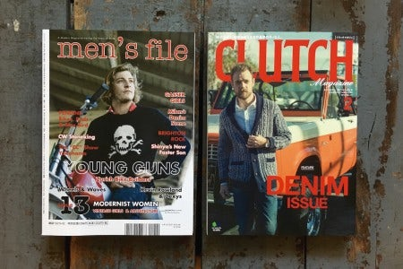 Men's File/Clutch Issue 13 MEN'S FILE AND CLUTCH DOUBLE ISSUE