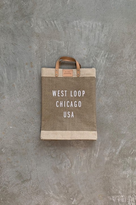 Apolis Apolis + Independence Market Bag Chicago Market Bag