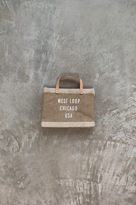 Apolis Mini Bag Custom Independence Bag