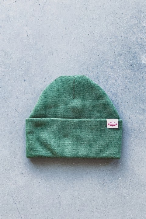 Battenwear Watch Cap Army Green