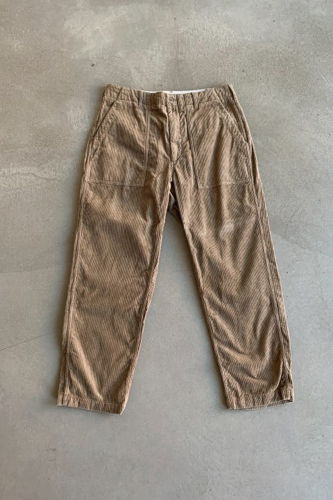Engineered Garments Fatigue Pants Khaki 8W
