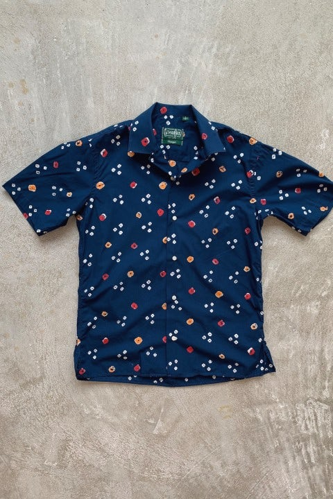 Gitman Bros. Vintage Camp Shirt Floral Print