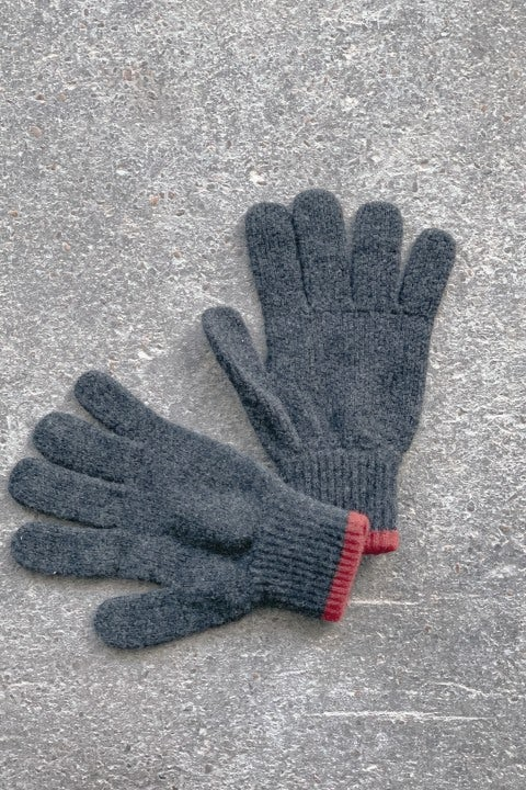 Howlin' Wind it Up Glove Charcoal