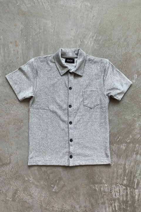 Howlin' Light Flight Shirt Grey